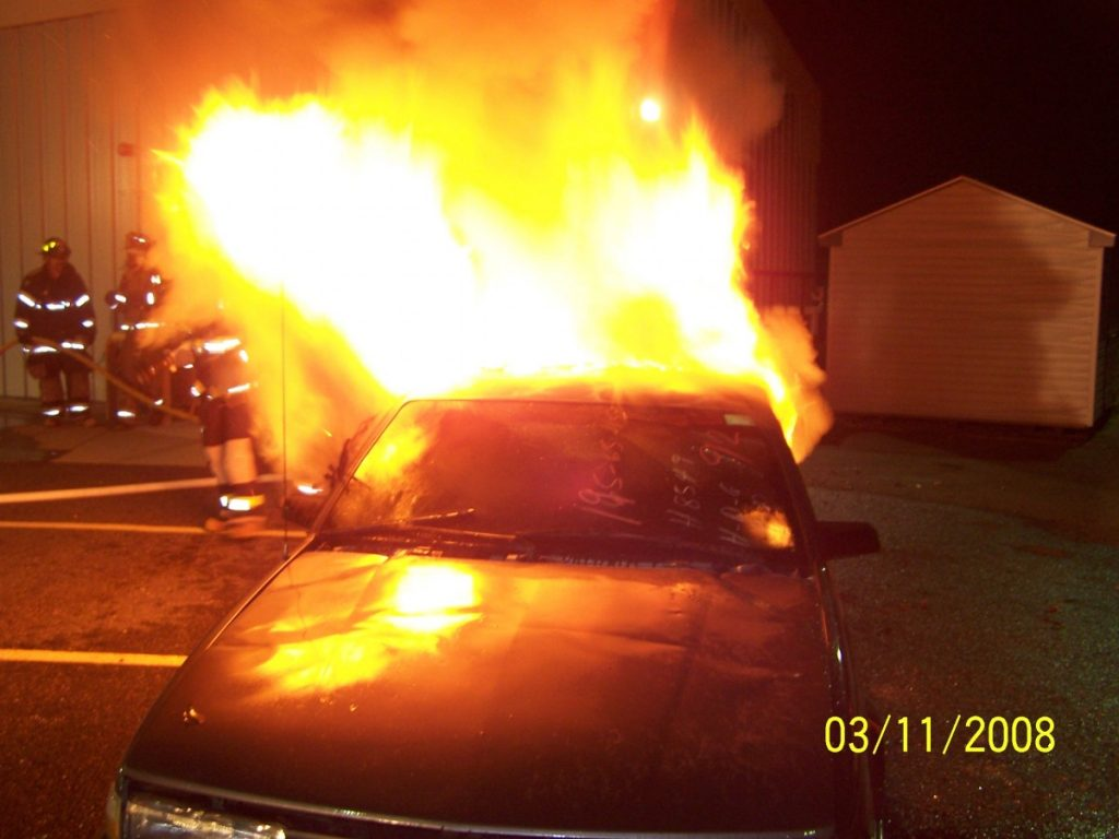 HOUSE 1 AUTO FIRE TRAINING