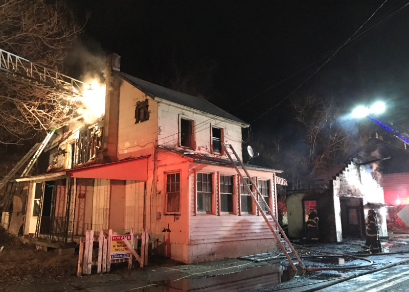 ENGINE 512 & ENGINE 515 – PORT DEPOSIT 2ND ALARM