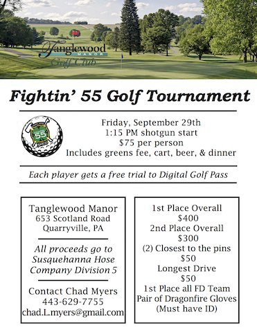 HOUSE 5 GOLF TOURNAMENT