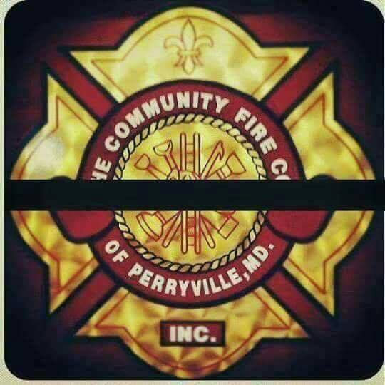 THOUGHTS & PRAYERS WITH THE COMMUNITY FIRE COMPANY OF PERRYVILLE