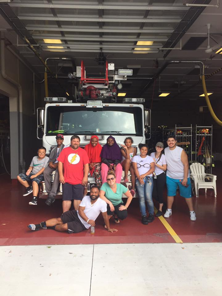 NEW ENGINE 515 UPDATE & VISITORS FROM BOSTON