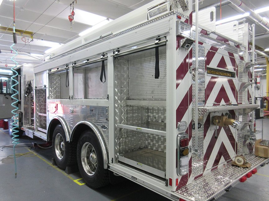 NEW ENGINE 515 UPDATE – BODY NOW COMPLETE