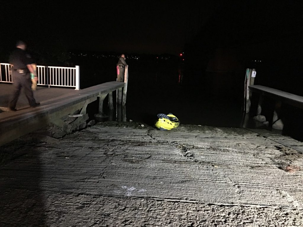 WATER RESCUE IN THE SUSQUEHANNA