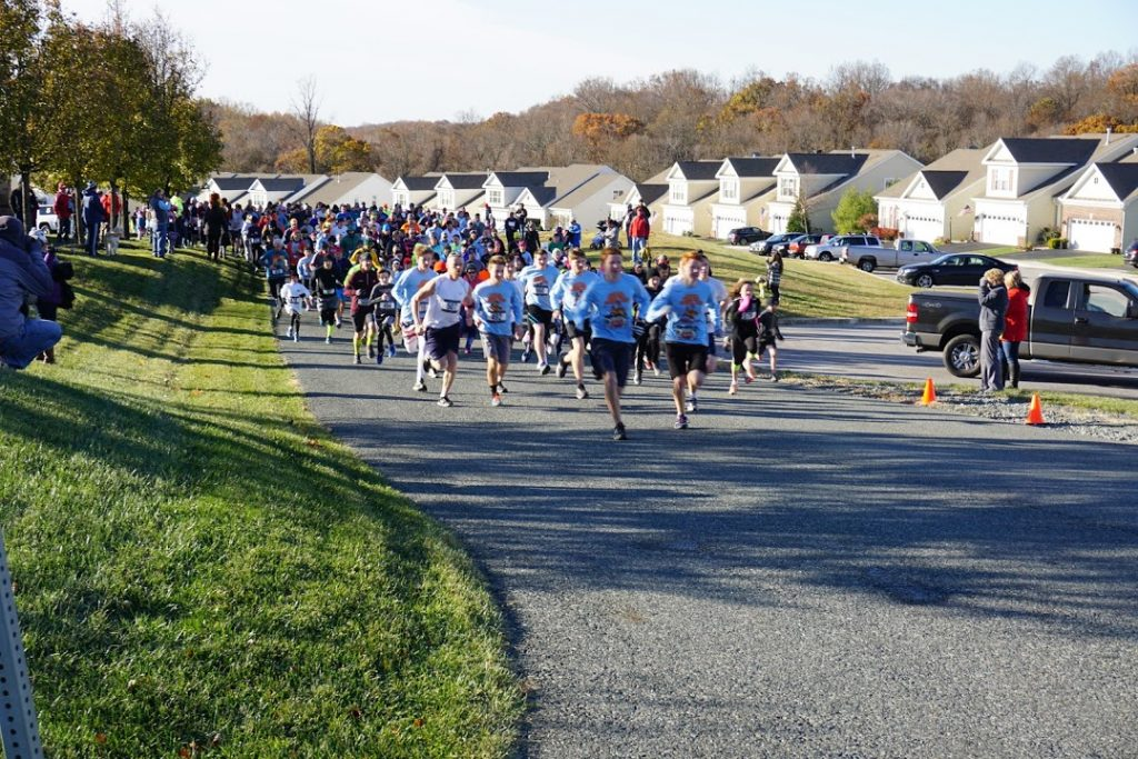 BULLE ROCK TURKEY TROT RESULTS
