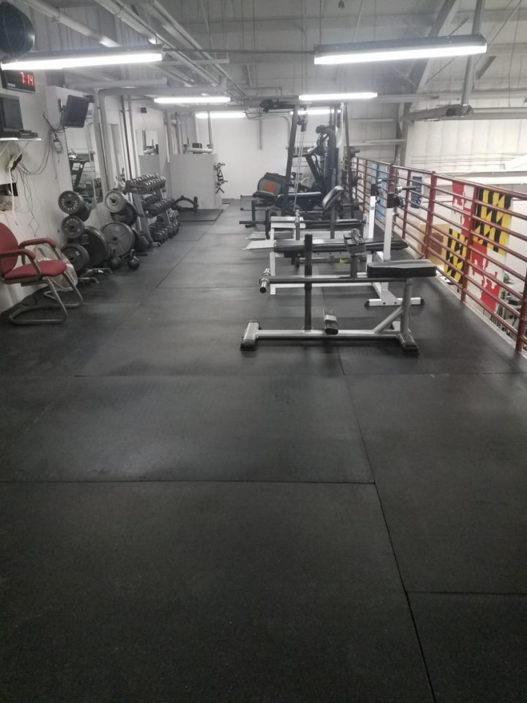 UPGRADES TO SHCo GYM WITH FOCUS ON FIREFIGHTER FITNESS