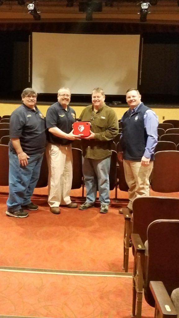 SHCo COMMUNITY AED DONATION PROGRAM