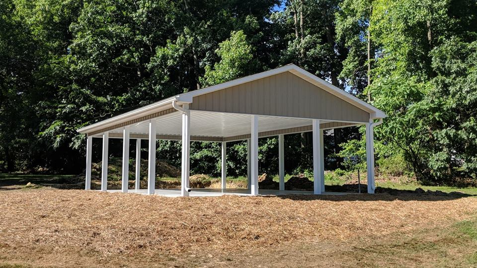 NEW PAVILION AT DIVISION 5