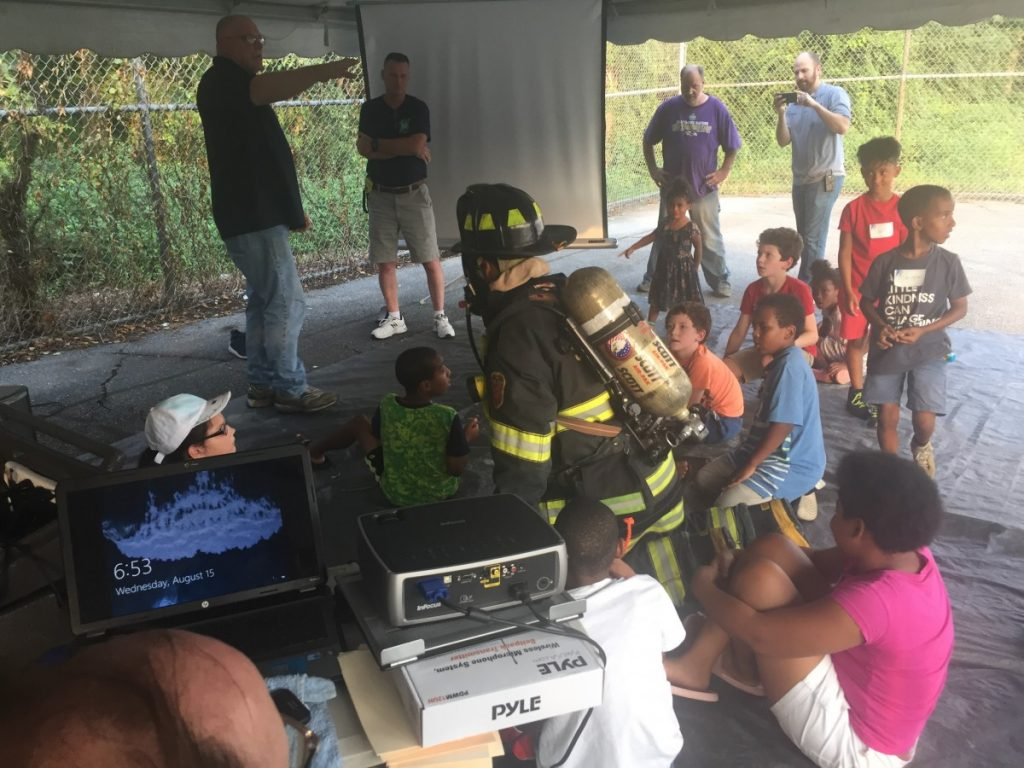 SHCo ATTENDS MEET THE FIRST RESPONDERS EVENT